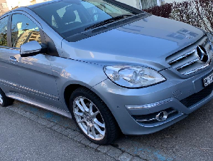 Mercedes-Benz B 180 - Frisch ab MFK